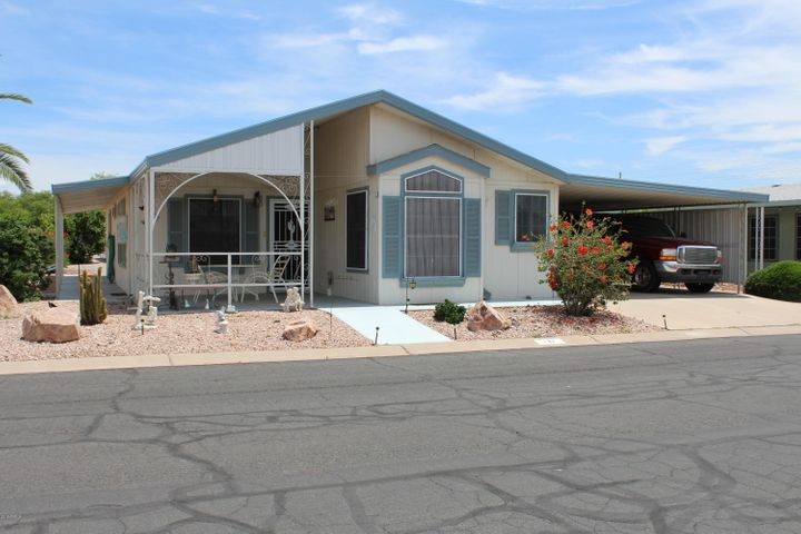 1102 S 114TH Street 127, Mesa, AZ 85208