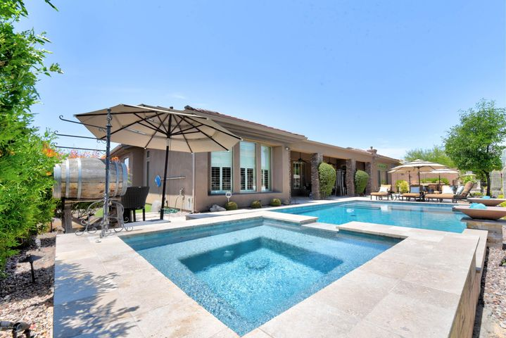 Terrific Anthem Homes For Sale With A Pool And Casita John Download Free Architecture Designs Rallybritishbridgeorg