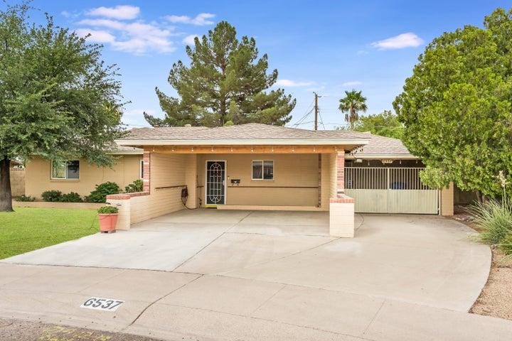 6537 N 16TH Drive, Phoenix, AZ 85015