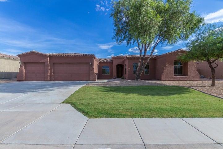 3129 W DESERT Lane, Laveen, AZ 85339