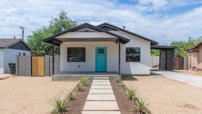 Historic Homes Phoenix - Listings For Sale in Historic