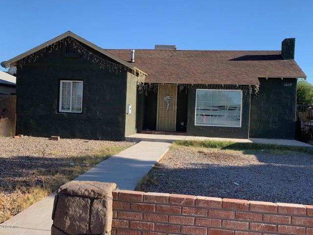 2429 W ADAMS Street, Phoenix, AZ 85009