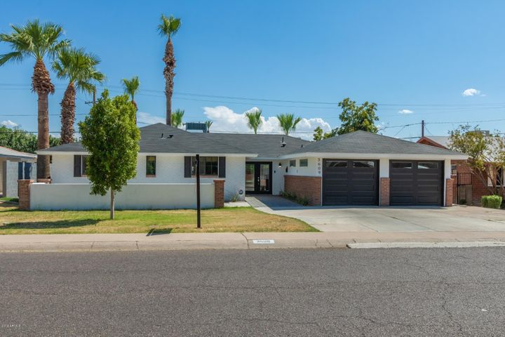3609 E CLARENDON Avenue, Phoenix, AZ 85018
