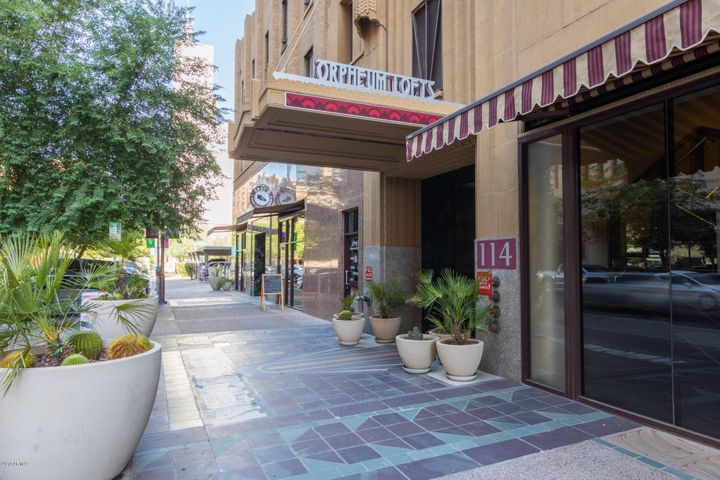 114 W ADAMS Street 308, Phoenix, AZ 85003