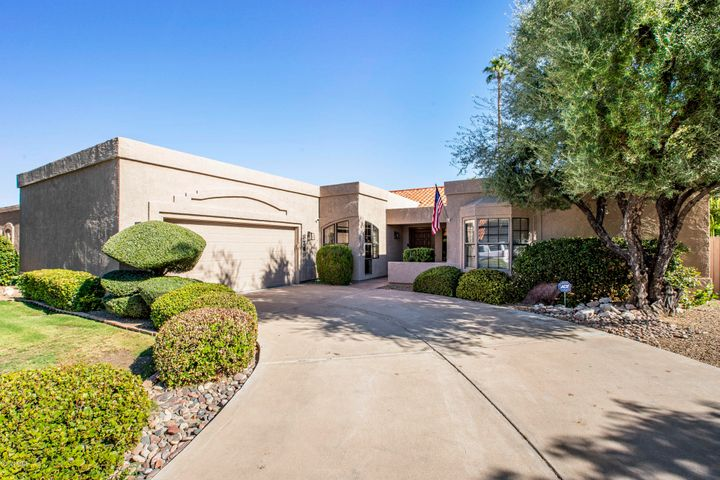 Buyer did not perform.  Back on market at last accepted price.  Absolute Perfection in the heart of McCormick Ranch.  Over the past 4 years owner has put over $300,000 in custom finishes and upgrades.  No stone left unturned.   Situated on a interior north south lot in one of the best communities in all of McCormick. To much to list in terms of design features.  Floor plan consist of an amazing master bedroom and bathroom with 2 bedrooms sharing a jack and jill.   In addition a beautiful office which can be converted to a 4th bedroom.  Backyard is perfect and easy to maintain.  This home truly has it all.  Buyer's should bring their best offer to the table as this home will most likley have multiple offers & potentially above asking price.