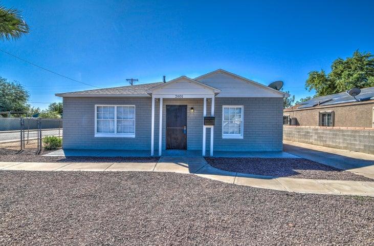 2601 W ADAMS Street, Phoenix, AZ 85009