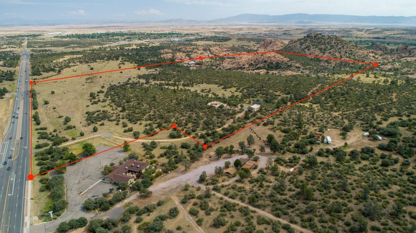 3855 WILLOW CREEK Road Lot 0, Prescott, AZ 86301