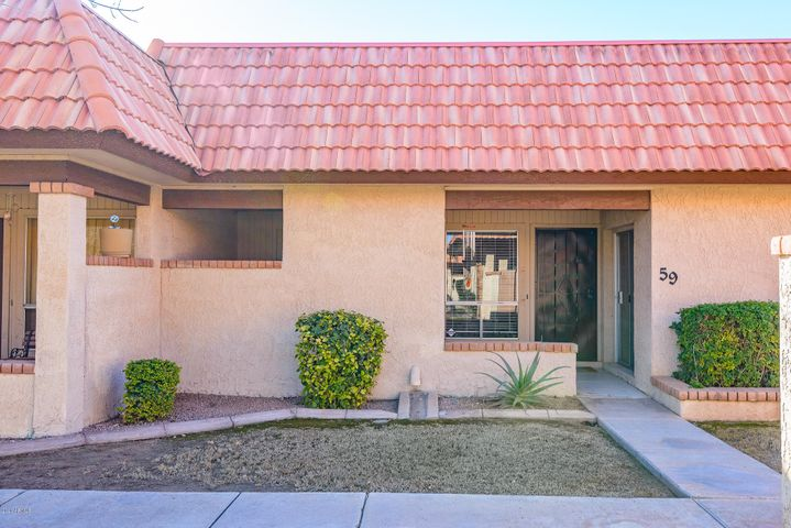 25 N COTTONWOOD Street 59, Chandler, AZ 85225