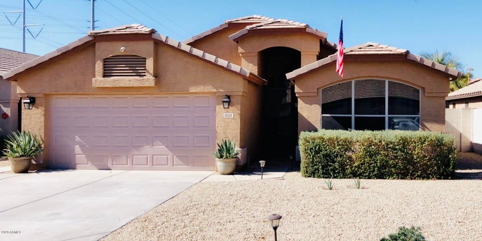 3120 S 94TH Place, Mesa, AZ 85212