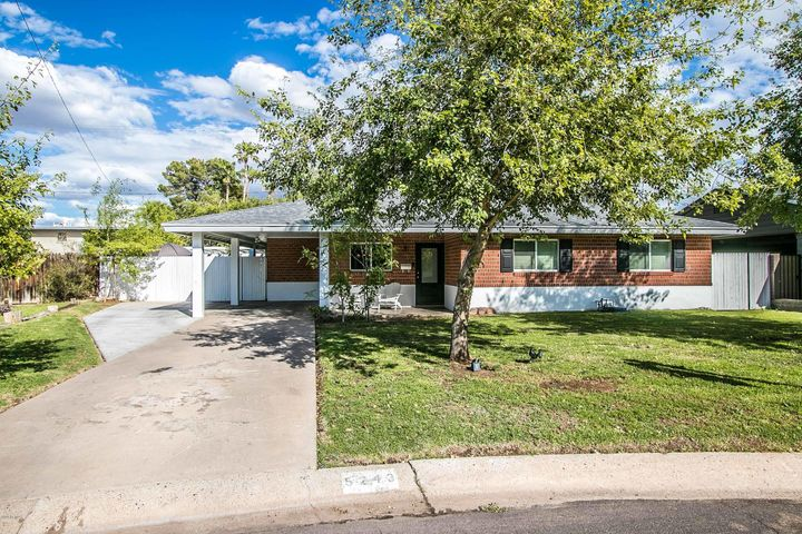 5243 N 18TH Place, Phoenix, AZ 85016