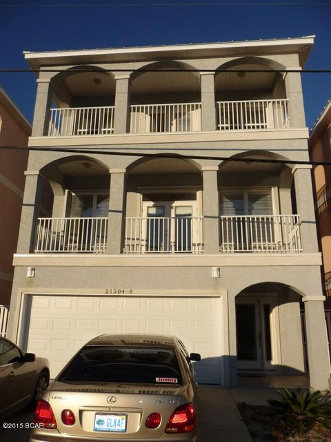 Photo of 21504 FRONT BEACH ROAD UNIT #9 Road Panama City Beach FL 32413