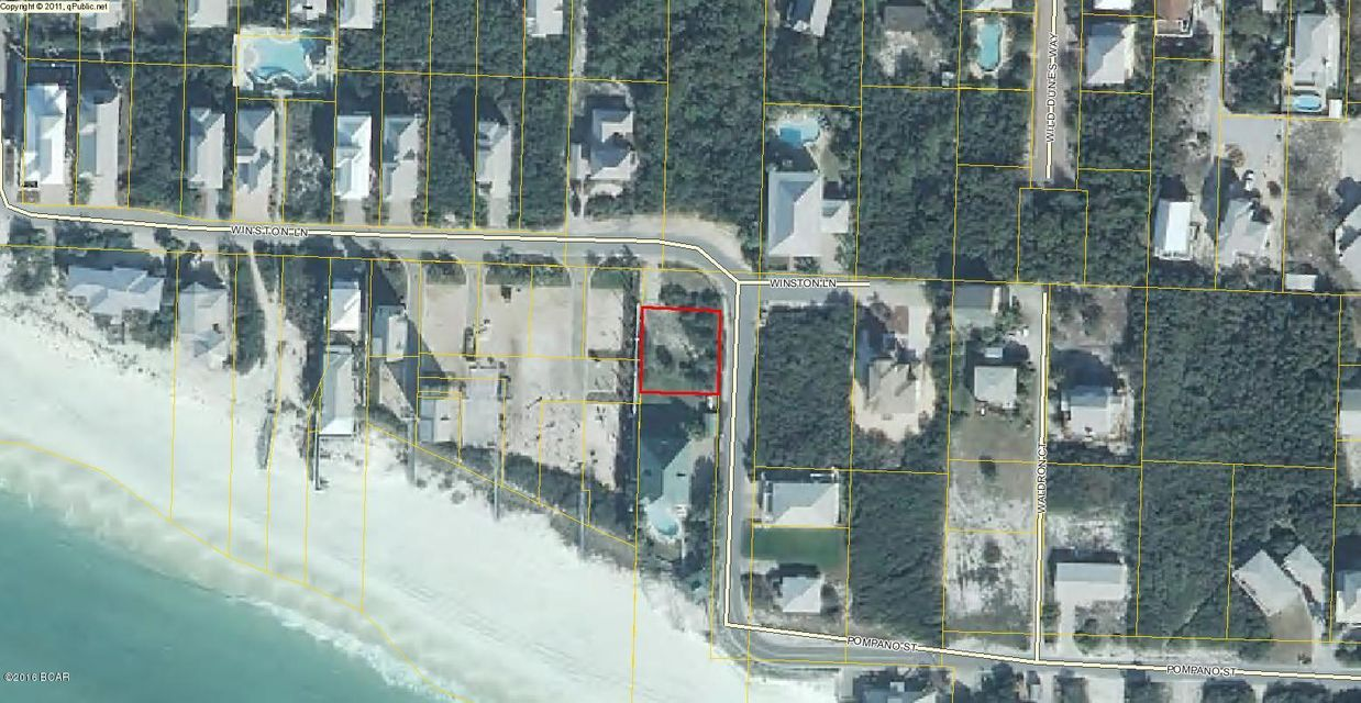 Photo of 00000 POMPANO Street Inlet Beach FL 32461