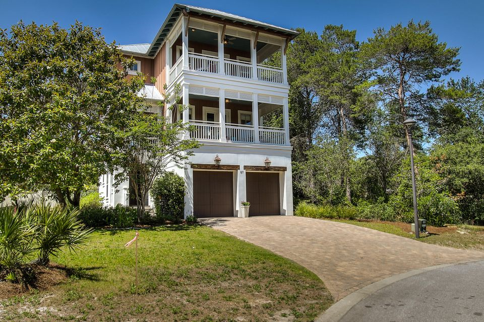 Photo of 87 S GRAND POINTE Drive Inlet Beach FL 32413