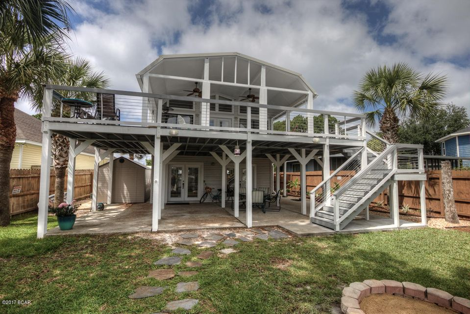 Photo of 7318 S LAGOON Drive Panama City Beach FL 32408