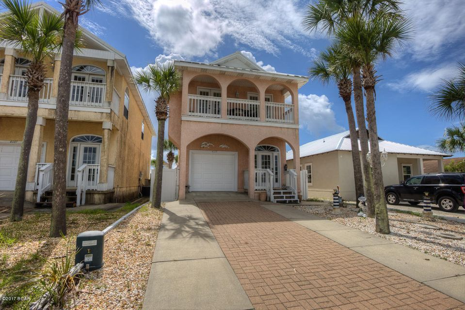 Photo of 4109 OCEAN Street Panama City Beach FL 32408