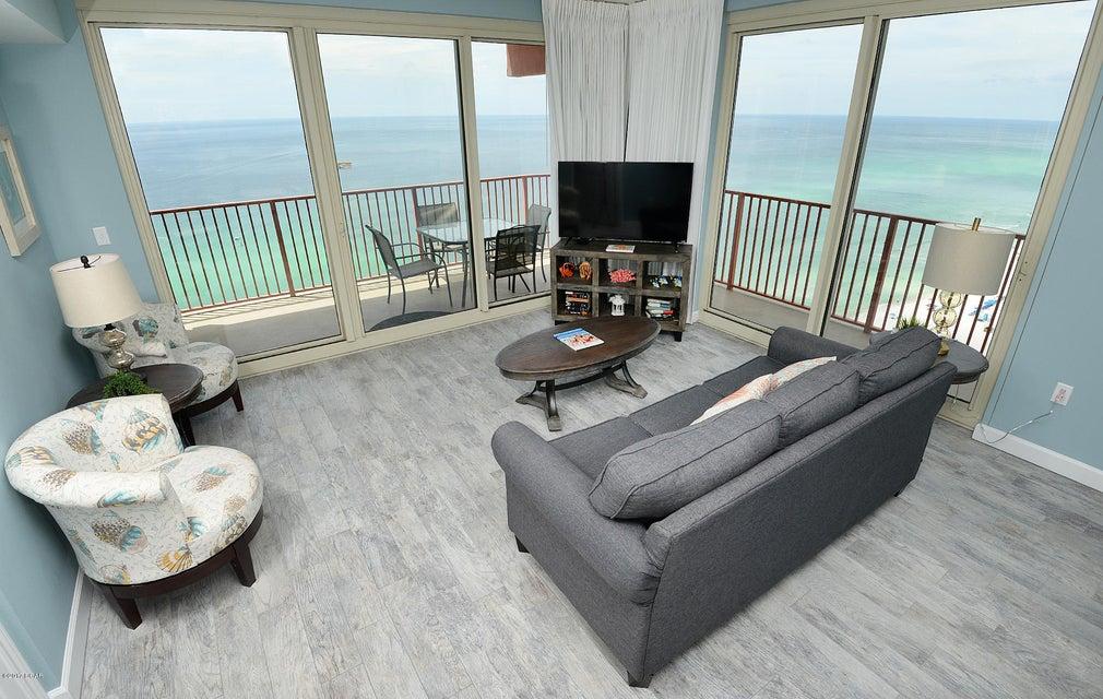 Photo of 9900 S THOMAS Drive, 2201 Panama City Beach FL 32408
