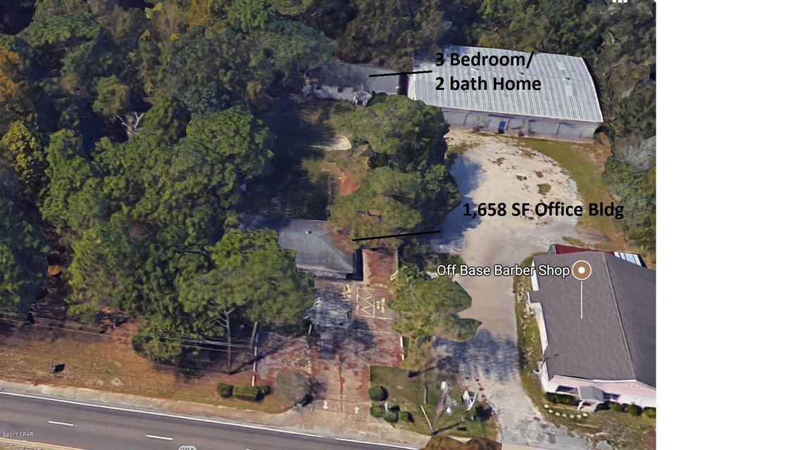 Photo of 608 S TYNDALL Parkway Panama City, FL 32404