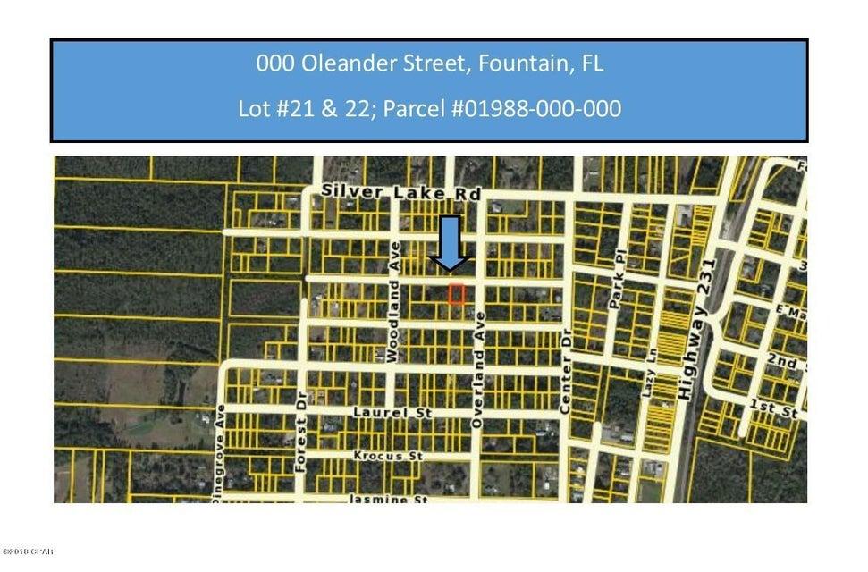Photo of 0 OLEANDER Street Fountain FL 32438
