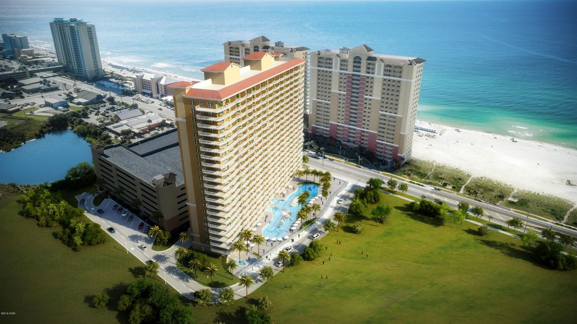 Photo of 15928 FRONT BEACH Road, 1511 Panama City Beach FL 32413