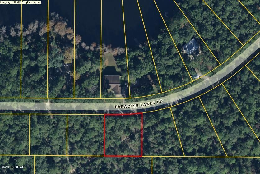 Photo of 000 PARADISE LAKES Road Chipley FL 32428