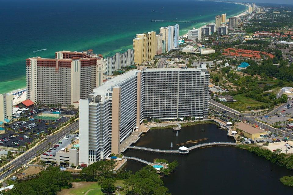 Photo of 9860 S THOMAS Drive, 1305 Panama City Beach FL 32408
