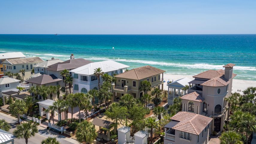 UNIQUE OPPORTUNITY TO OWN A STUNNING GULF-FRONT HOME IN CARILLON BEACH