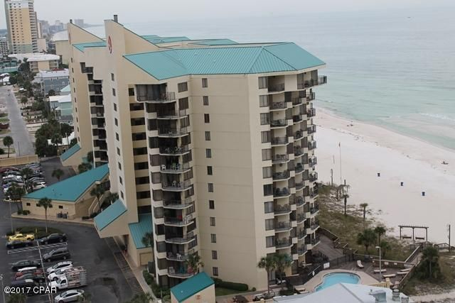 Panama City Beach, the Gulf, the beach, the Sunbird. The only thing missing is you.