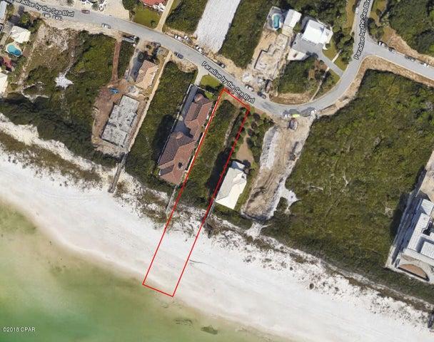 LOT 17 PARADISE BY THE SEA Boulevard, Inlet Beach, FL 32461