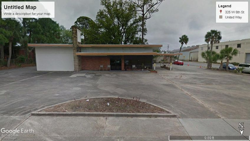 325 W 6TH Street, Panama City, FL 32401