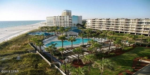 7205 THOMAS Drive, E-1201, Panama City Beach, FL 32408