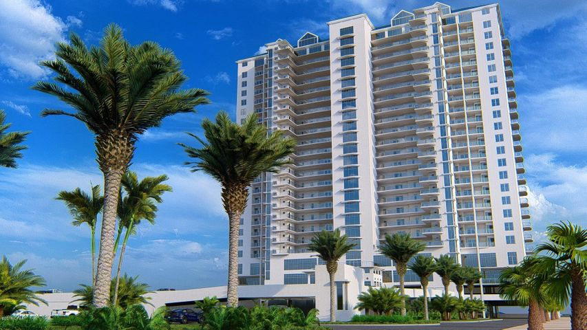 To be built soon This will be newest and most upscaled condominium on Thomas Drive , Panama City Beach Fl. 32408