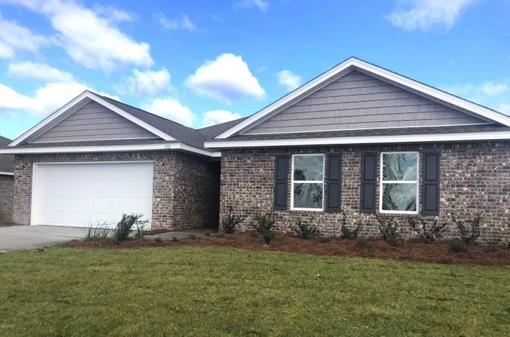 152 Spikes Circle, Lot 29, Southport, FL 32409