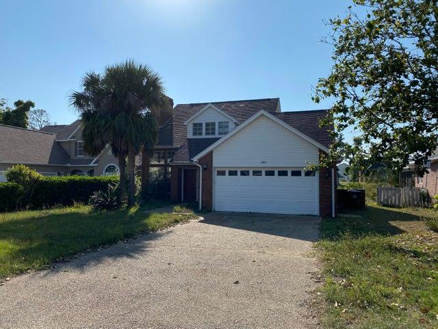 2411 Country Club Drive, Lynn Haven, FL 32444