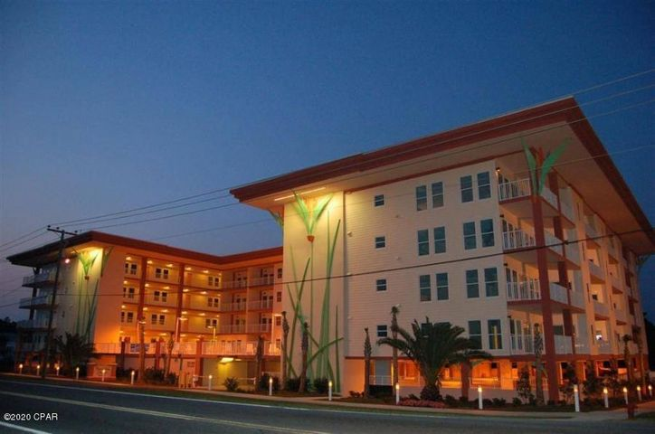 Paradise Shores #411 located at 800 Hwy 98, Mexico Beach, FL