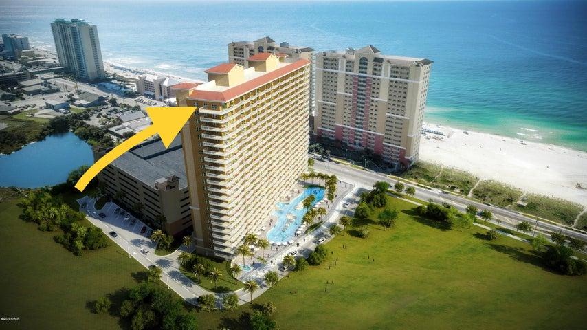 15928 Front Beach Road, 2312, Panama City Beach, FL 32413