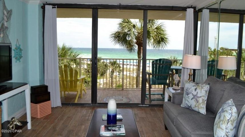 7205 Thomas Drive, E302, Panama City Beach, FL 32408