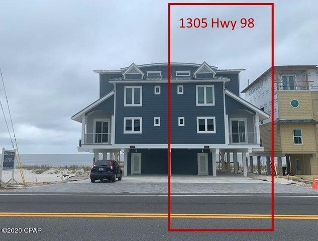 1305 Hwy 98, Mexico Beach, FL 32456