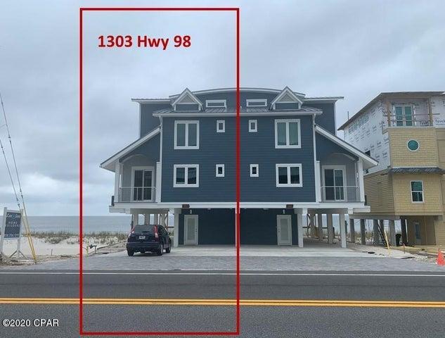 1303 Hwy 98, Mexico Beach, FL 32456