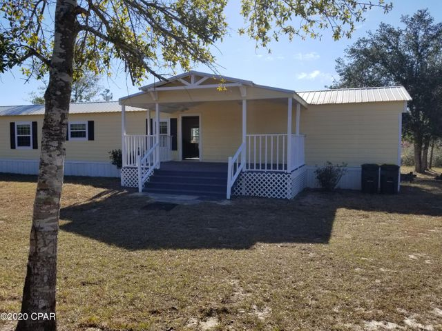 This mobile home has been remodeled and has many upgrades.