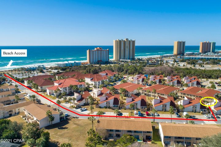 17462 Front Beach Road, 78A, Panama City Beach, FL 32413