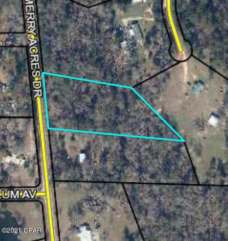 000 Merry Acres Drive, Chipley, FL 32428