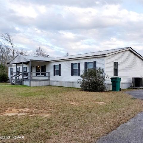 3835 Wilderness Road, Vernon, FL 32462