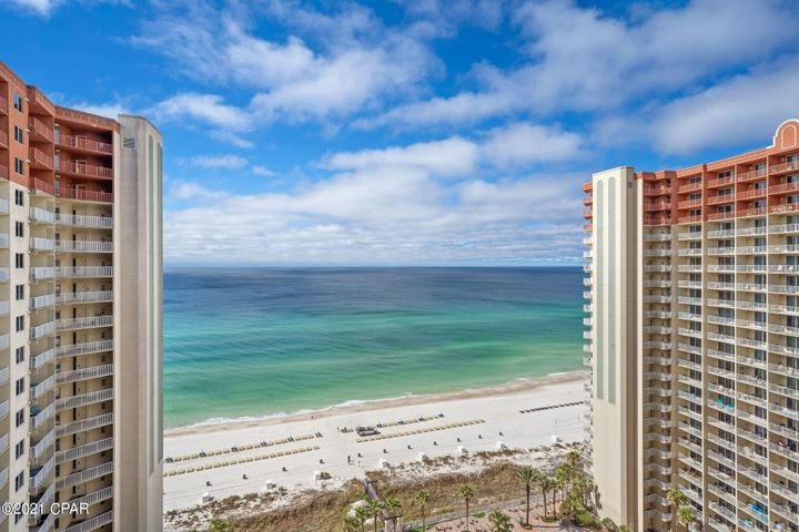 9900 S Thomas Drive, 1819, Panama City Beach, FL 32408