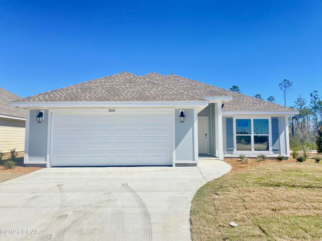 258 Morning Creek Way, Panama City, FL 32404