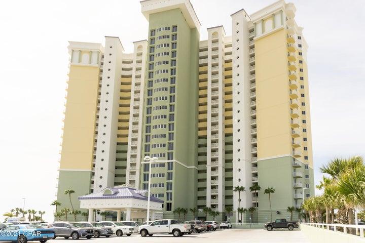9450 S Thomas Drive, 606D, Panama City Beach, FL 32408