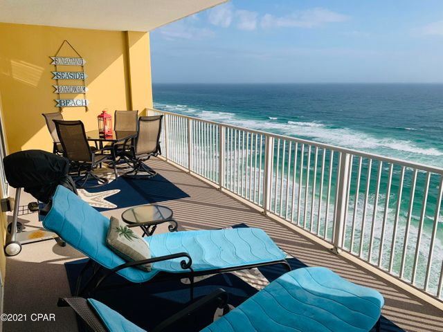 17643 Front Beach Road, 1708, Panama City Beach, FL 32413