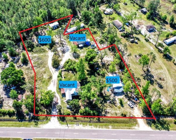 1318 Branton Road, Southport, FL 32409