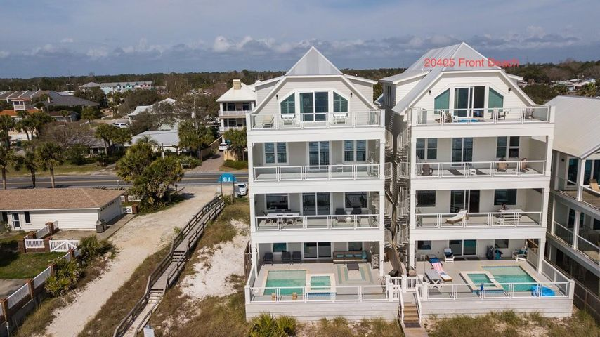 20405 Front Beach Road, Panama City Beach, FL 32413