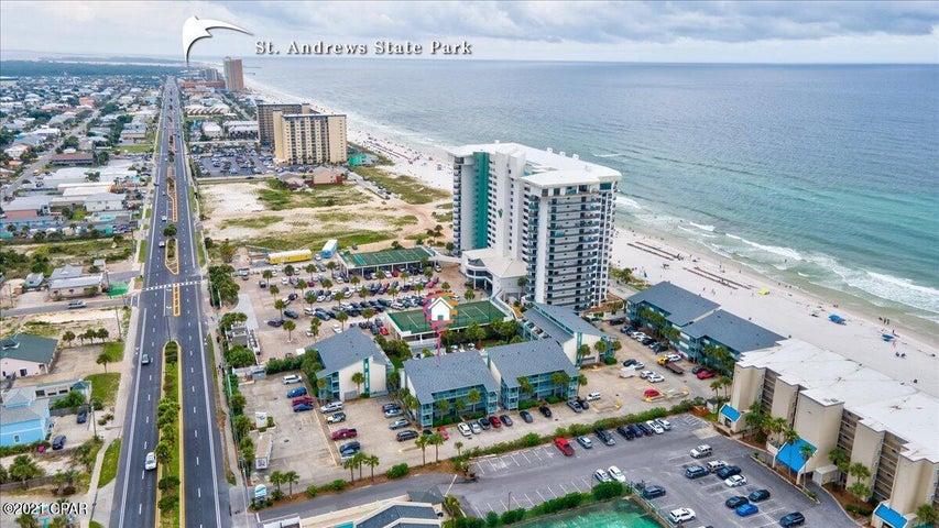 6205 Thomas Drive, E4, Panama City Beach, FL 32408