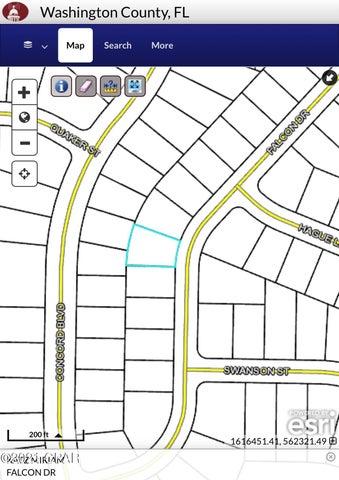 0 Falcon Drive, Chipley, FL 32428